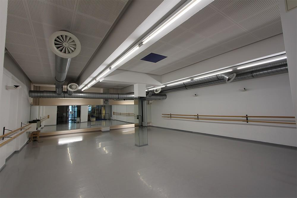 Tanzprojekt - Studio 2